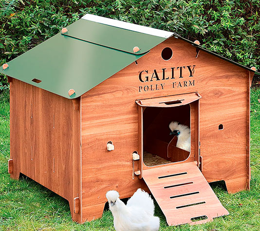 Gallinero Gality Poly Farm
