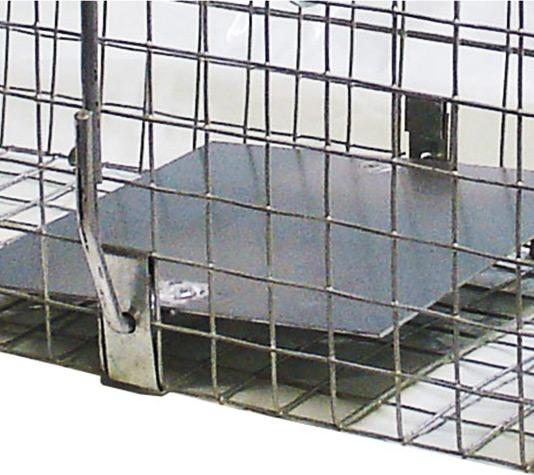 Jaula trampa cat logo de productos finca casarejo - Trampas para ratas grandes ...